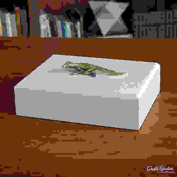 Lizard Box by Global Views Sweets & Spices Dekoration und Möbel WohnzimmerAccessoires und Dekoration