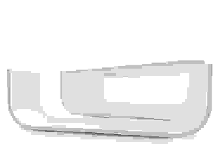 mesa auxiliar UMYD de CRUX arquitectos Moderno