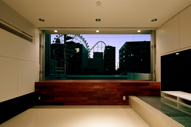 by M. FUJITA ARCHITECT'S OFFICE