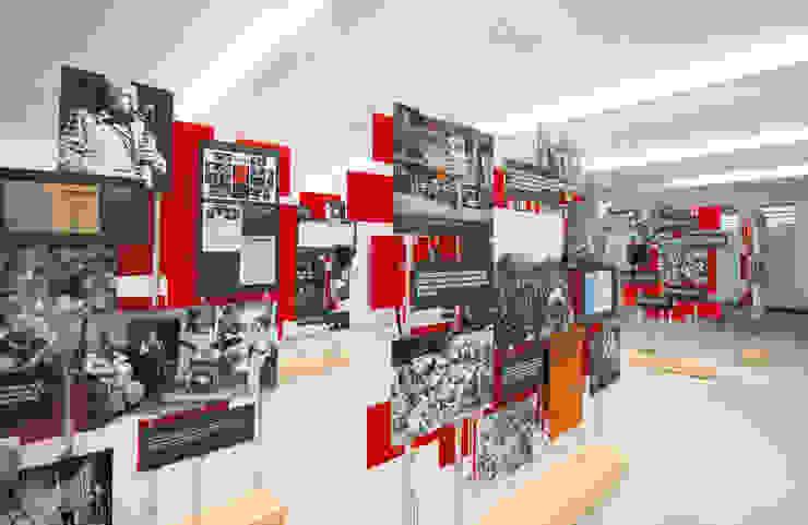 Wanderausstellung Freejazz in der DDR – Weltniveau im Überwachungsstaat von eckedesign