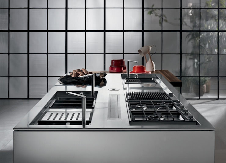 Kitchen by rossana,