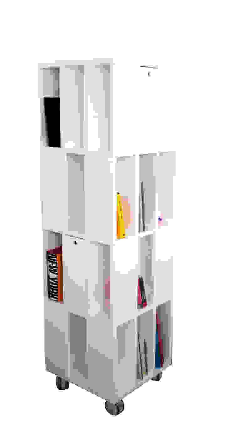 Building laqué par Atelier Design Valerie Windeck Moderne