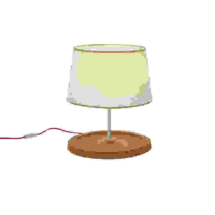 Cork lampe design Emmanuel Gallina pour Forestier par Emmanuel Gallina