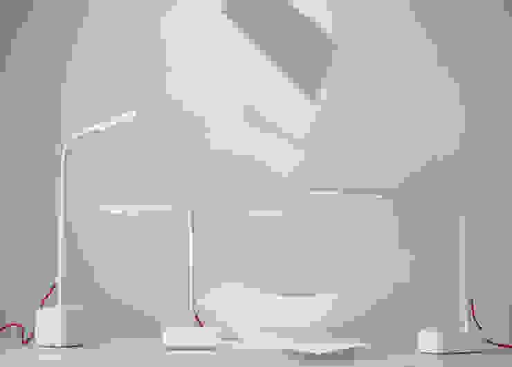BIRDY, design Emmanuel Gallina, collection de luminaires à led pour Forestier. par Emmanuel Gallina