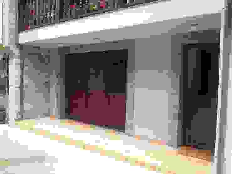Unifamiliar en Llanes, Asturias Casas de JARQUE ALONSO ARQUITECTOS