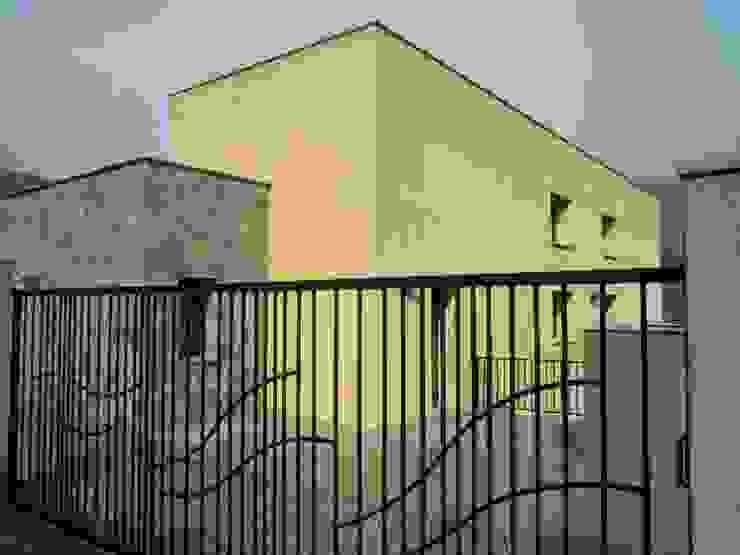 Centro de usos múltiples, Manzanares el Real, Madrid Espacios de JARQUE ALONSO ARQUITECTOS