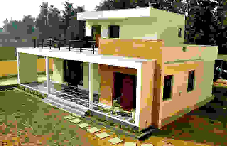 Chattarpur Farm House - Mehrauli Delhi (Completed February 2013) by Horizon Design Studio Pvt Ltd