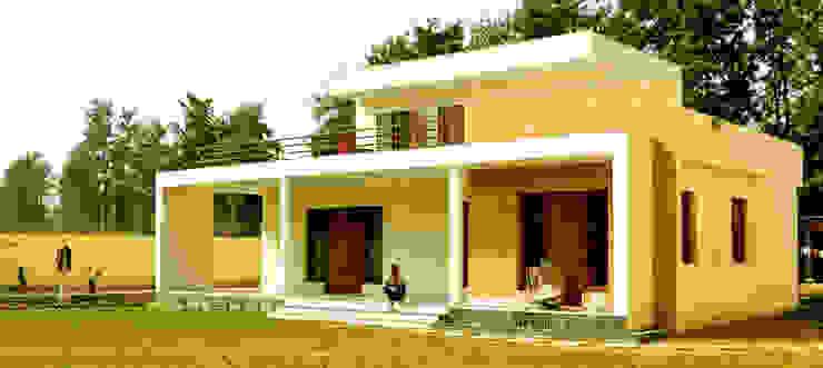 Chattarpur Farm House — Mehrauli Delhi (Completed February 2013) by Horizon Design Studio Pvt Ltd