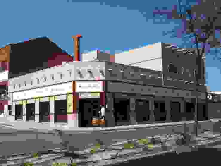Restaurante <q>Cruz Blanca</q>, San Sebastián de los Reyes, Madrid Espacios de JARQUE ALONSO ARQUITECTOS