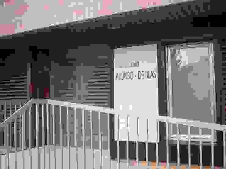 Clínica dental, Segovia Espacios de JARQUE ALONSO ARQUITECTOS