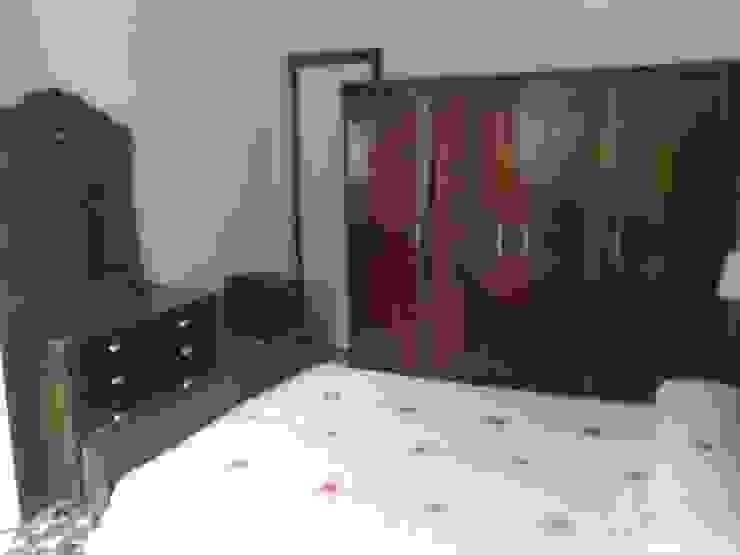 Antes Dormitorio Principal de Cinthia Vanderberg