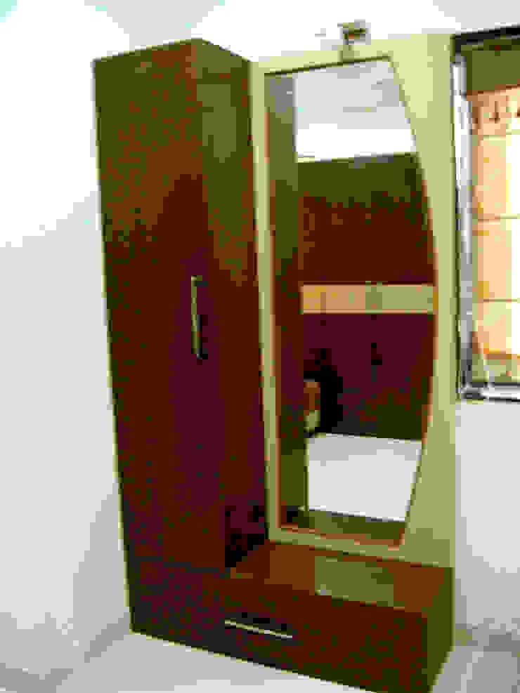 Dressing unit : modern  by 4D The Fourth Dimension Interior Studio,Modern