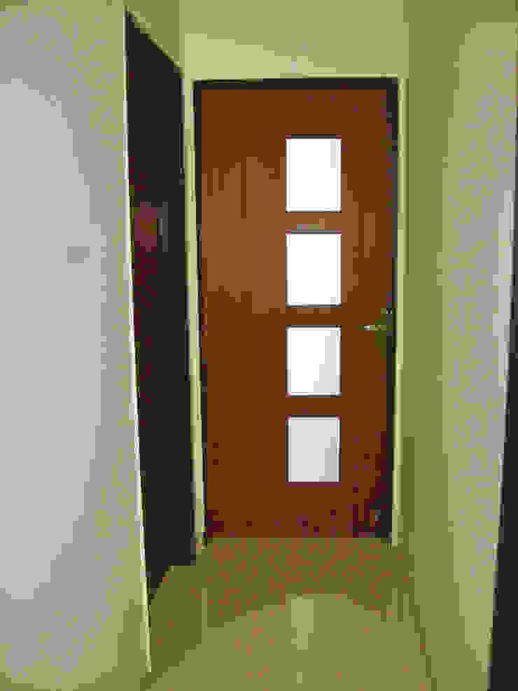 Corridor passage: modern  by 4D The Fourth Dimension Interior Studio,Modern