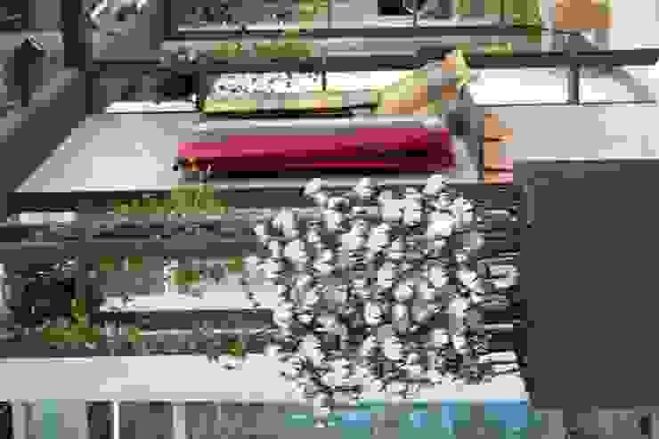 Particolare di Studio L'AB Landcsape Architecture & Building Moderno