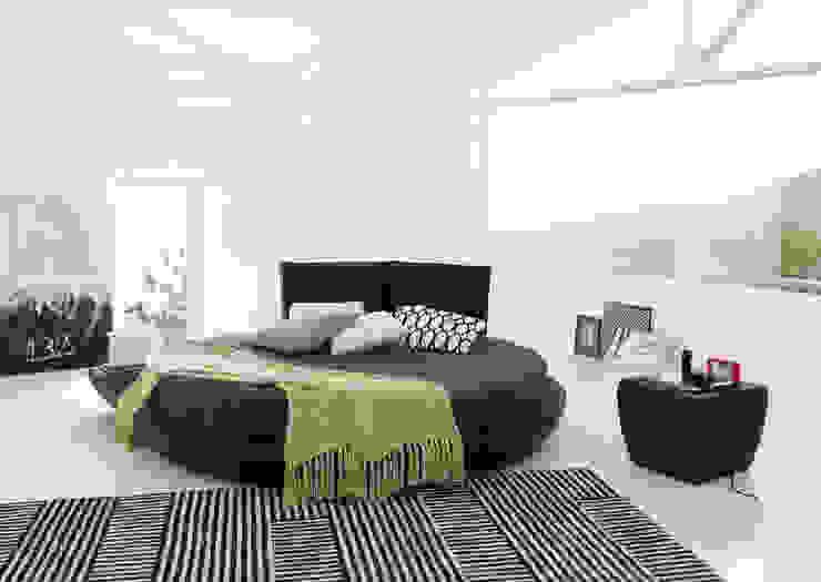 Dormitorios de estilo  por Bolzanletti,