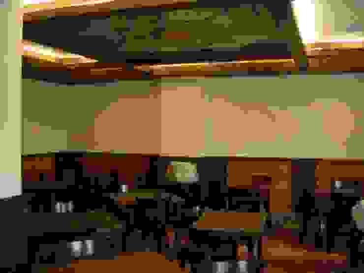 Restaurante <q>Virrey de San Telmo</q>, Madrid Espacios de JARQUE ALONSO ARQUITECTOS