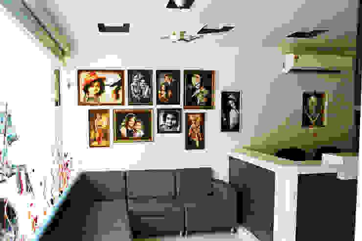 PHOTO STUDIO: modern  by 4D The Fourth Dimension Interior Studio,Modern