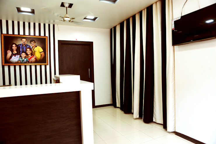 PHOTO STUDIO: modern  by 4D The Fourth Dimension Interior Studio,Modern