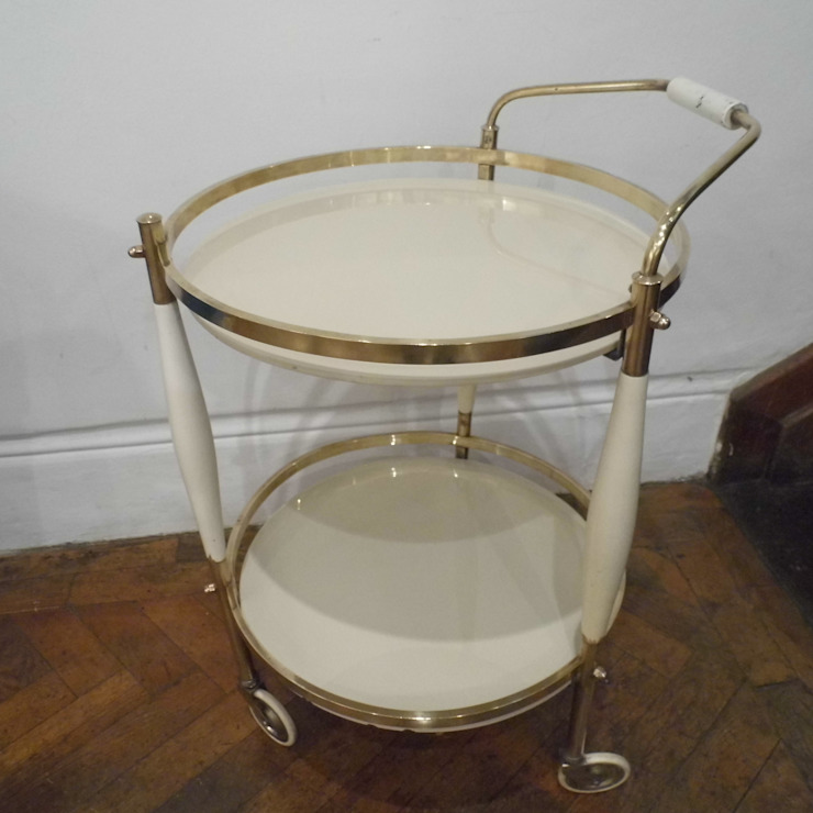 Mid Century trolley by Travers Antiques