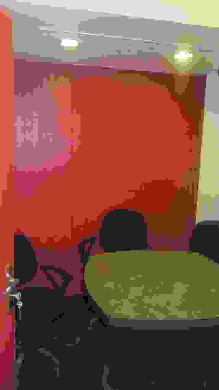 Office Earth infrastructure: modern  by Studio Interiors Infra Height Pvt Ltd,Modern