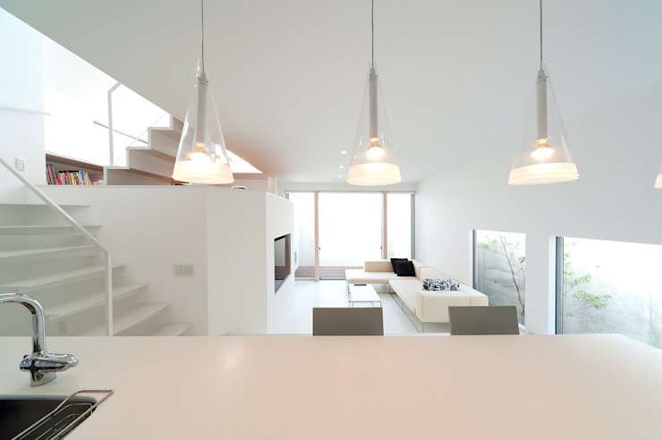 من LIC・山本建築設計事務所 حداثي