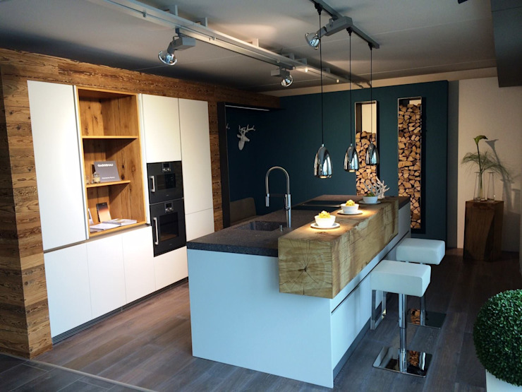 MC-R GmbH Kitchen design ideas