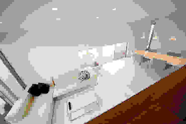 Moderne Häuser von LIC・山本建築設計事務所 Modern