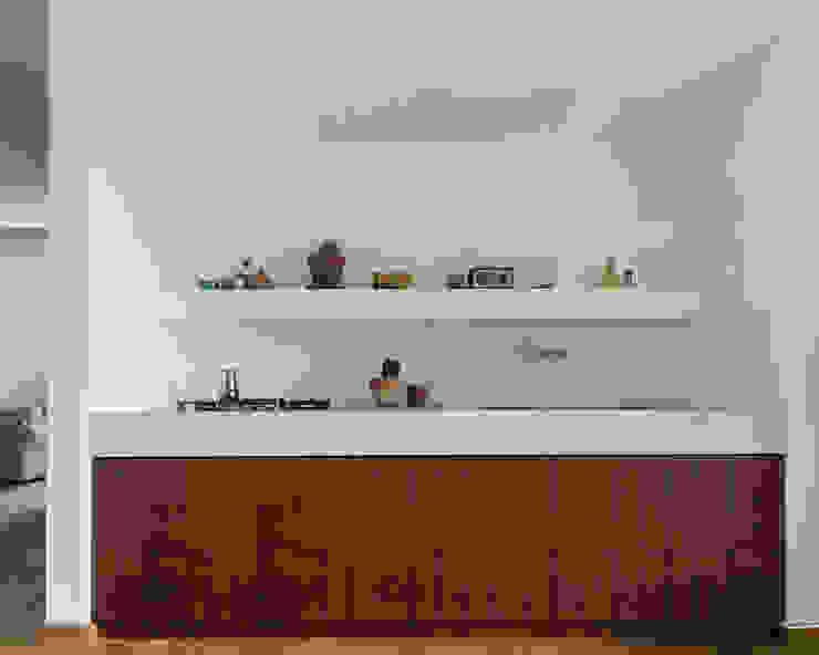 Fossati Cuisine moderne par Concrete LCDA Moderne