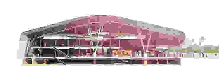 Shopping Mall de Asenjo y Asociados Moderno