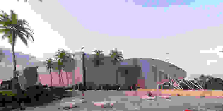 Amphitheatre de Asenjo y Asociados Moderno