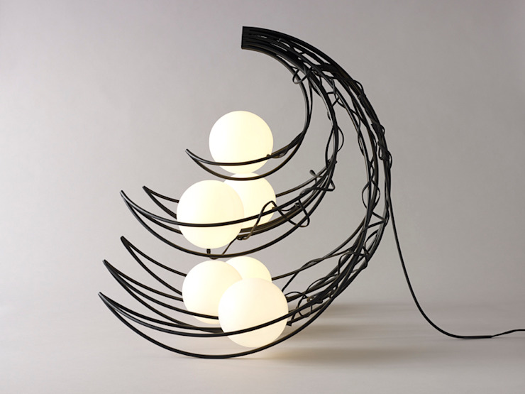 The Rocking Nest par Philippe Nacson Éclectique