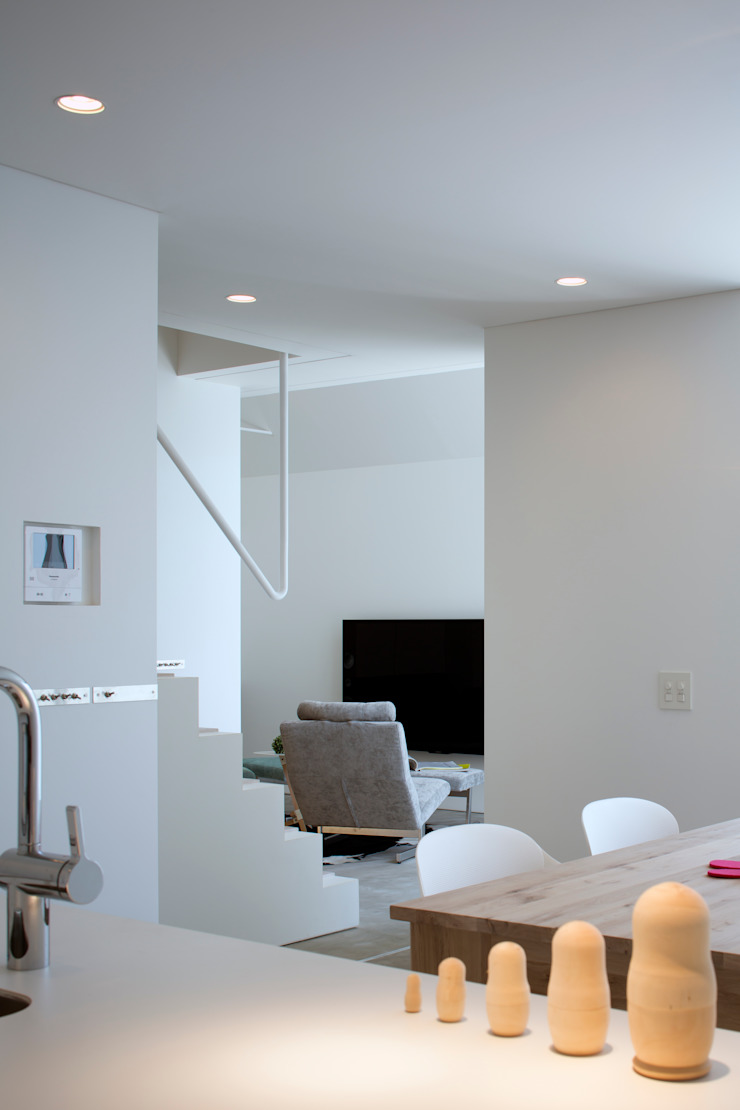 EN.Architecture+Design (エン・アーキテクチャー+デザイン) Case moderne