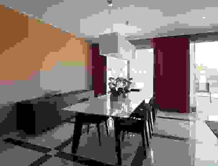 VIlla C di Architetti ABC Moderno