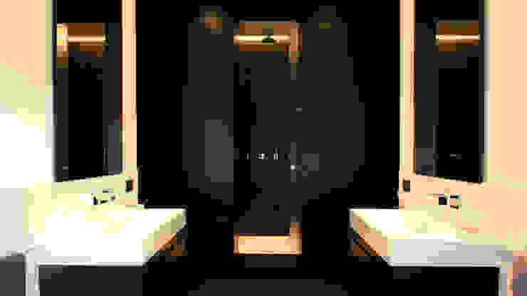 Salle de bain enfants Maisons modernes par MADe Moderne