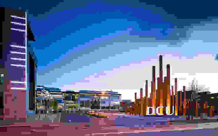 Dublin City University Entrance: minimalist  by pol2, Minimalist