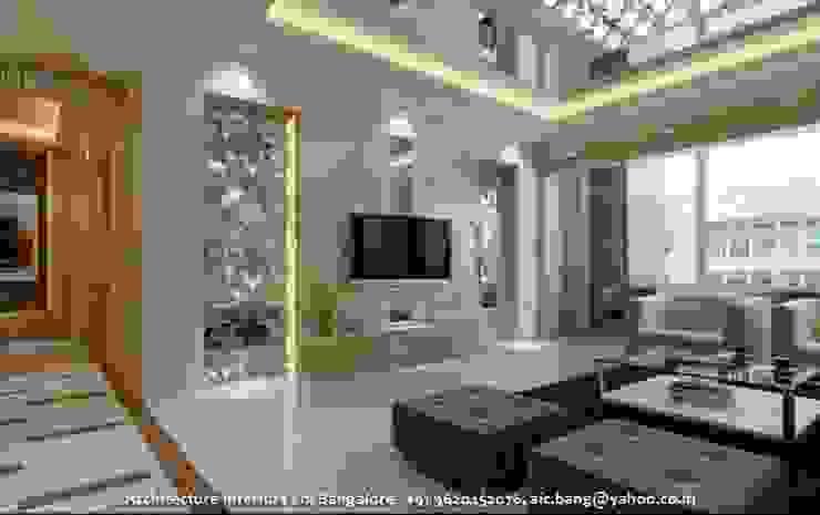 Designer Villa In Kerala Modern houses by Architecture Interior Co. Pvt. Ltd Modern