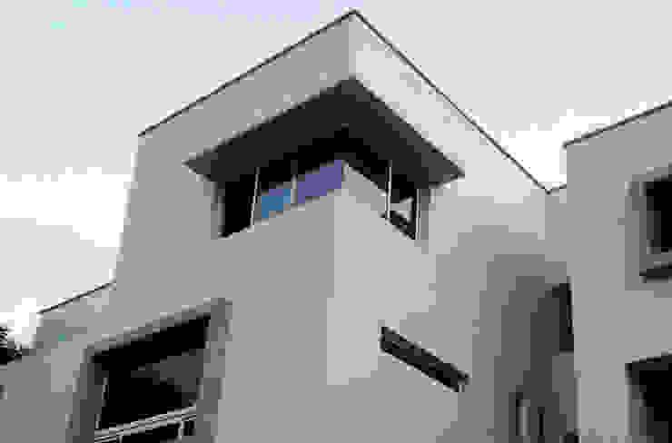 CasaTrinidad Casas minimalistas de BS arqs Minimalista