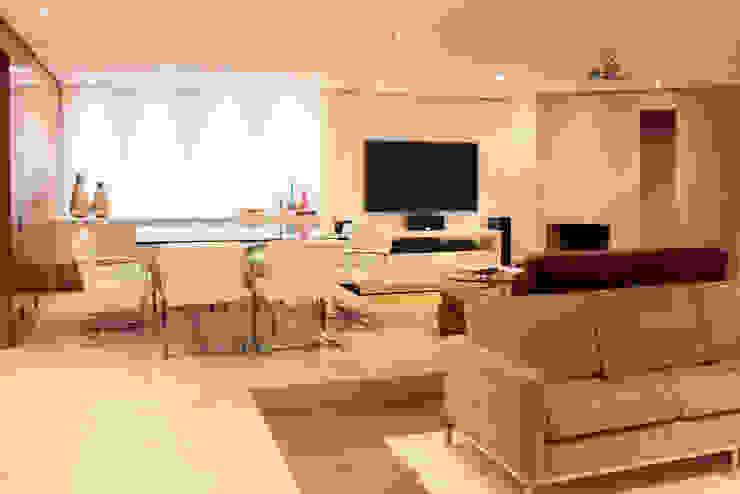 Sala de estar Salas de estar modernas por homify Moderno Concreto