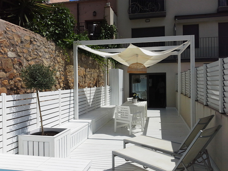 Vicente Galve Studio Terrace