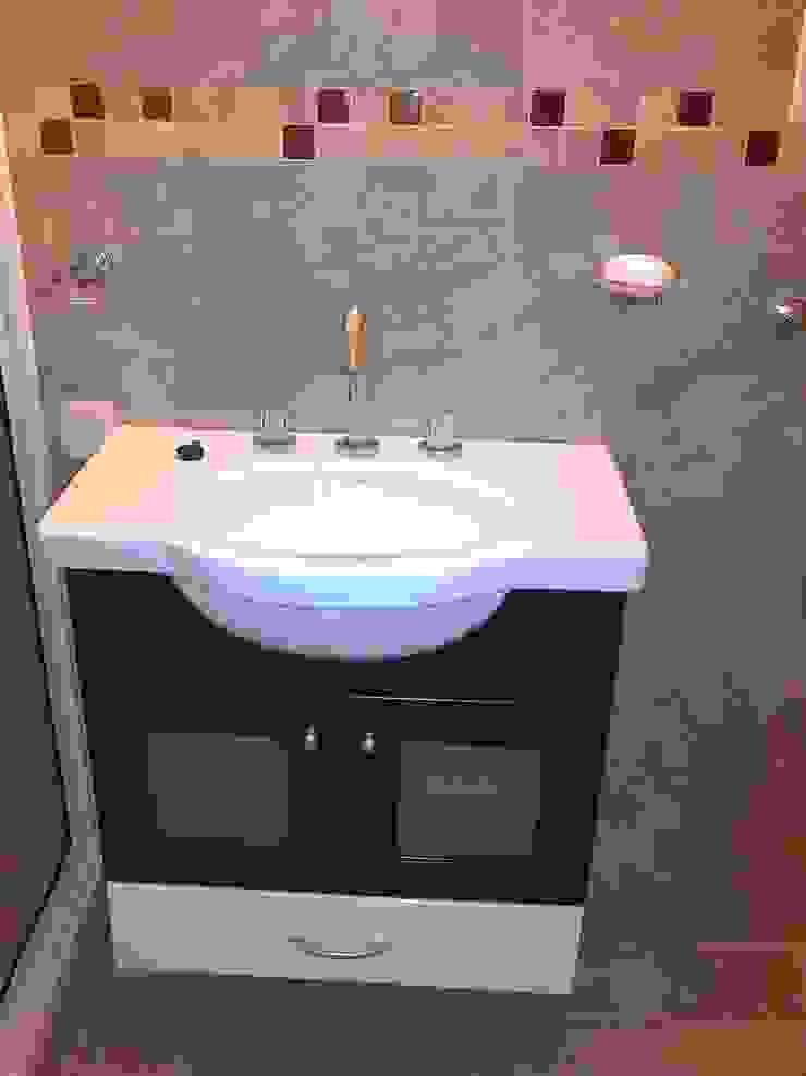 remodelacion de baño de Remodelaciones SF Clásico