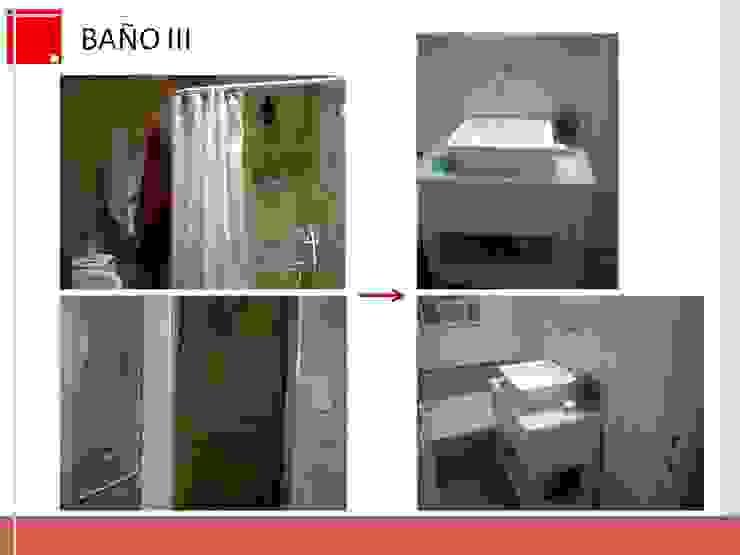 remodelacion de baño de Remodelaciones SF Moderno