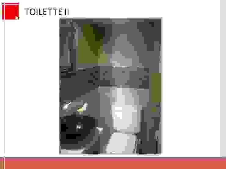 remodelacion de toilette de Remodelaciones SF Moderno