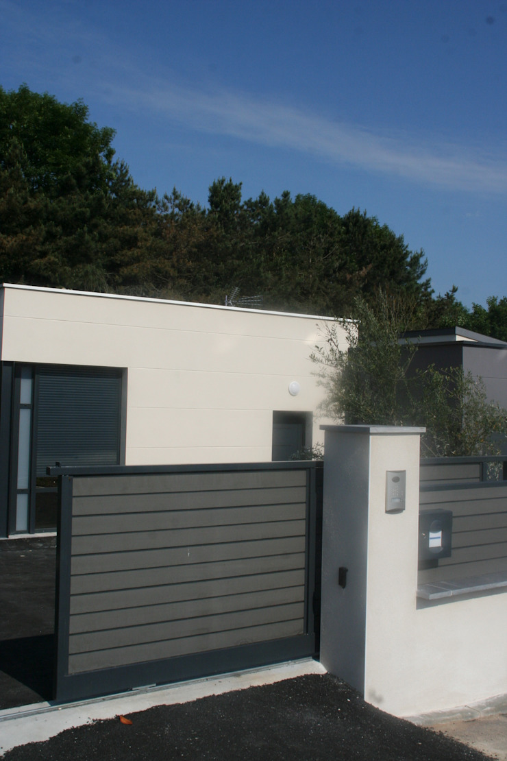 Modern Bahçe EURL OLIVIER DUBOIS Modern