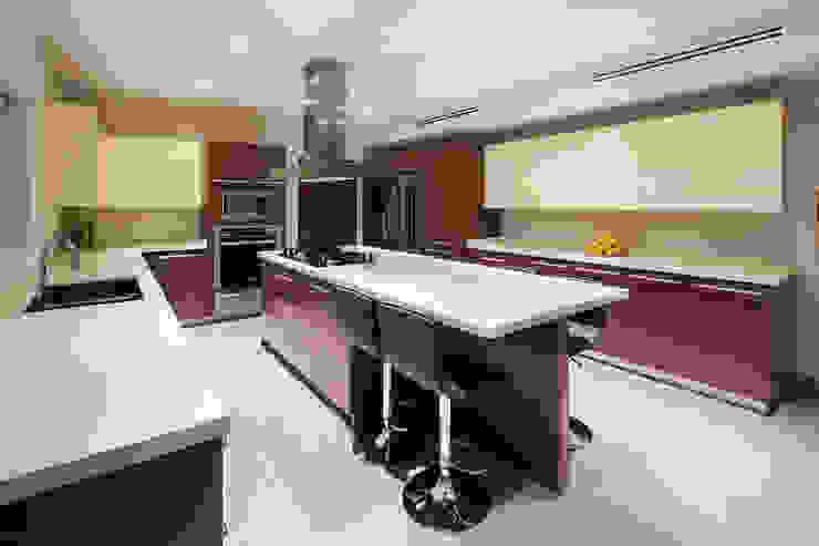 kitchen Cocinas modernas de NZA Moderno