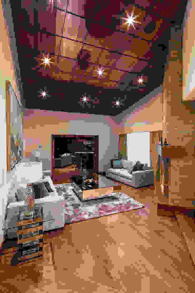 SA Salones modernos de NZA Moderno