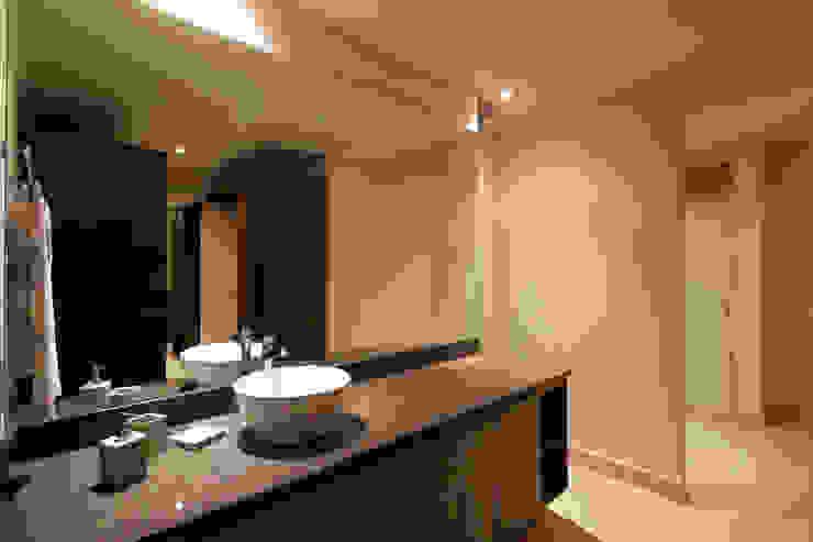 bathroom Baños modernos de NZA Moderno