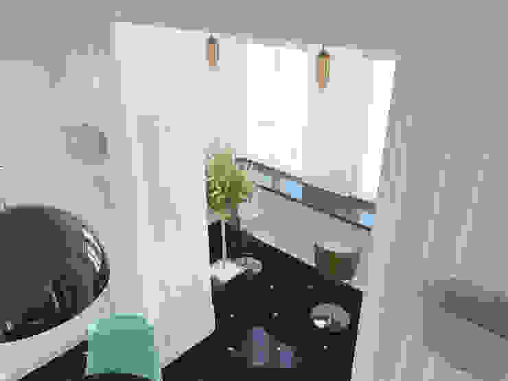 Однокомнатная квартира в историческом центре Казани Балкон и терраса в классическом стиле от PlatFORM Классический