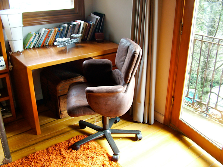 Study/office by Erika Winters® Design,