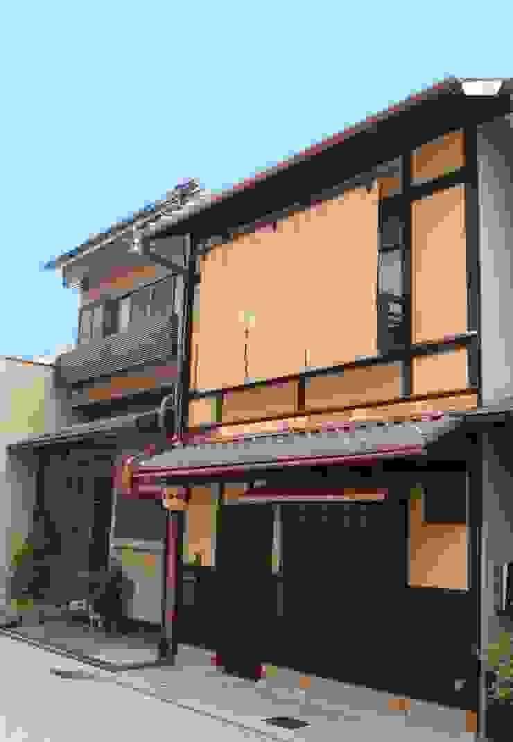 外観 クラシカルな 家 の 古津真一 翔設計工房一級建築士事務所 クラシック