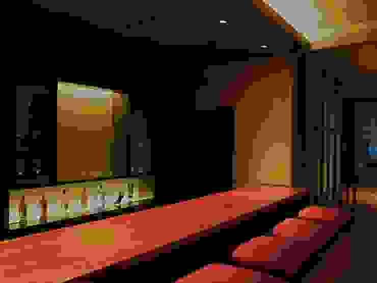 カウンター クラシックデザインの ダイニング の 古津真一 翔設計工房一級建築士事務所 クラシック